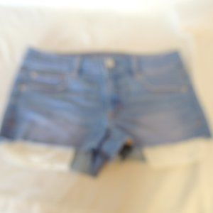 American Eagle Super Stretch Shortie Shorts Size 8